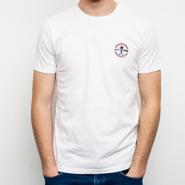 T-shirt Petit Cépage blanc