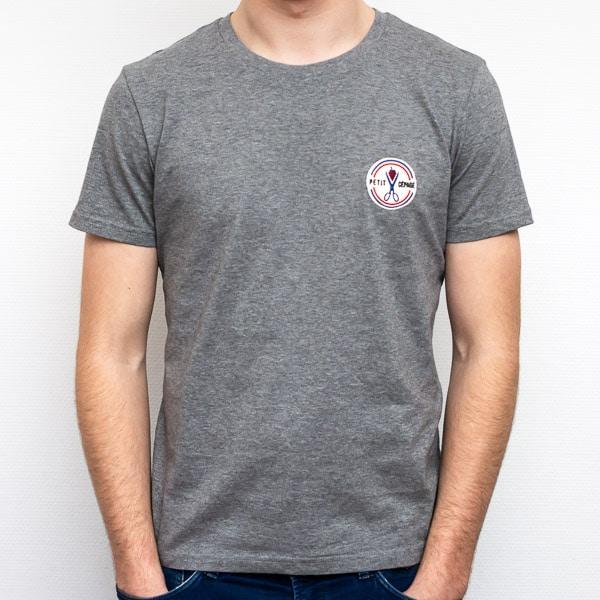 T-shirt Petit Cépage gris
